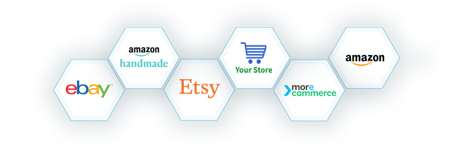 Ecommerce Software Solutions: Online Store Software w/ Vendio