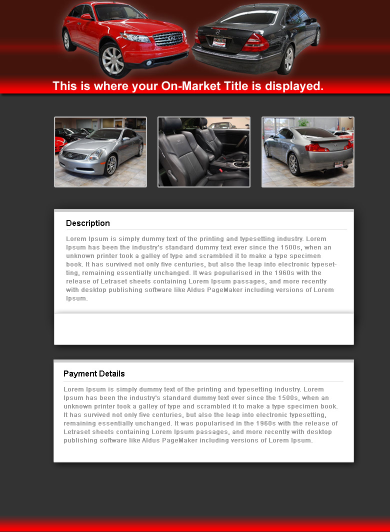 Free ebay lister free ebay templates free auction for Free ebay templates html download
